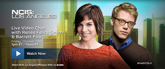 NCISLA Live Chat Guide by Shane LV