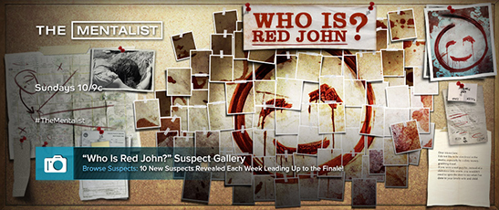 Red John by Shane LV
