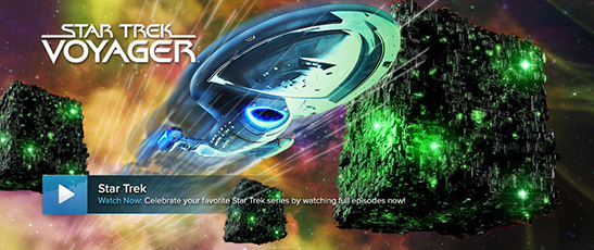 Star Trek Voyager by Shane LV